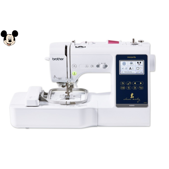 Brother M40D Disney Sewing And Embroidery Machine ArmaStore Adorable Brother Disney Sewing Machine